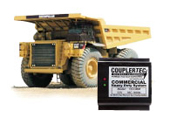 CouplerTec rust protection for COMMERCIAL VEHICLES