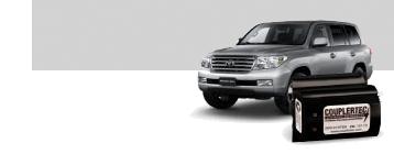 CouplerTec za TERENSKA vozila (4WD, SUV)