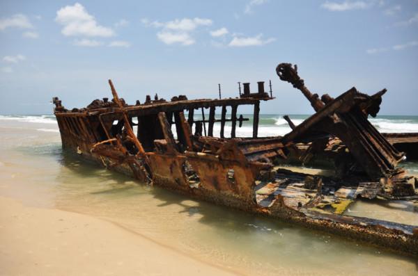 Ship-wreack-fraser-island