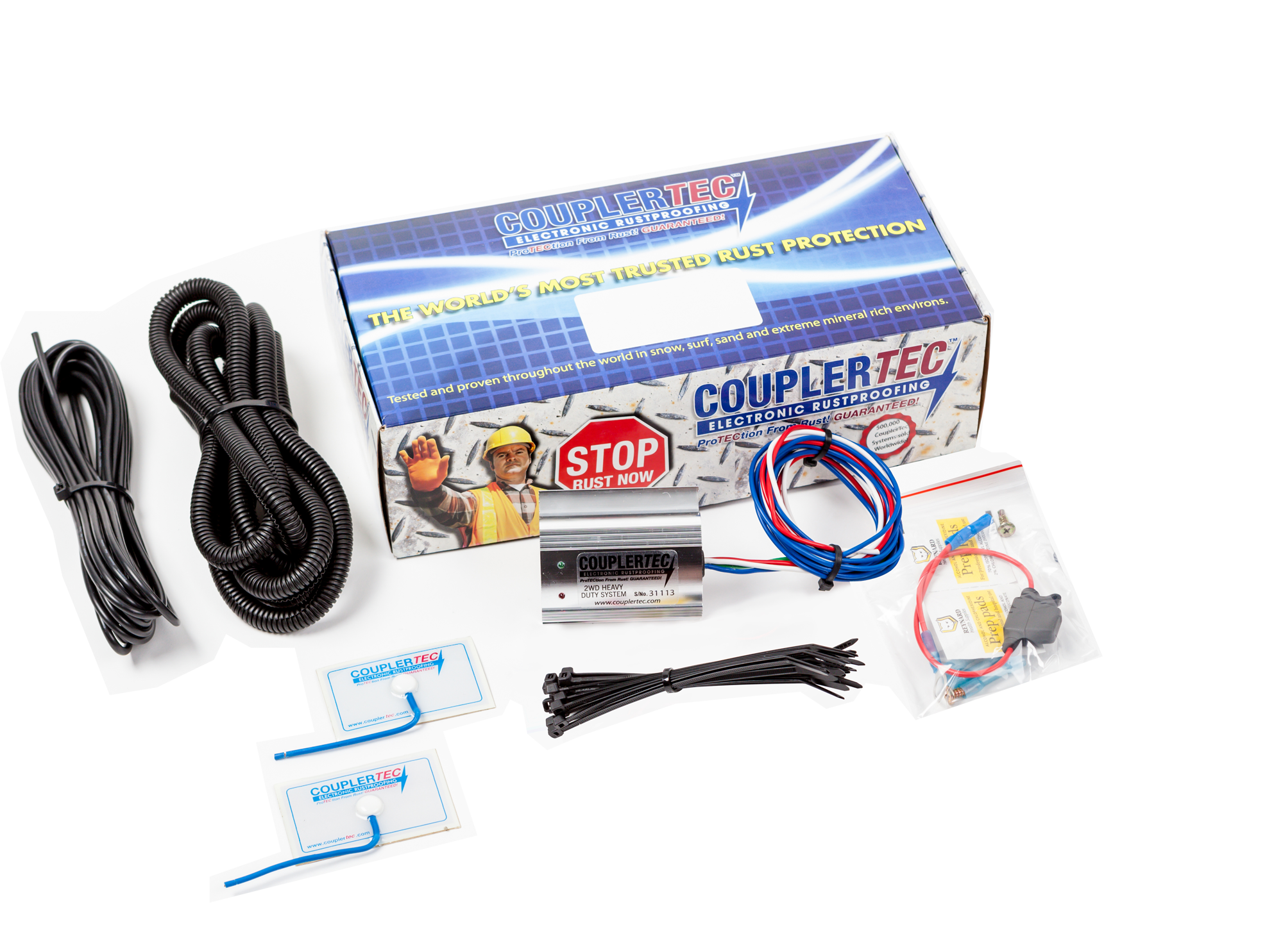 CouplerTec 2WDHD for cars